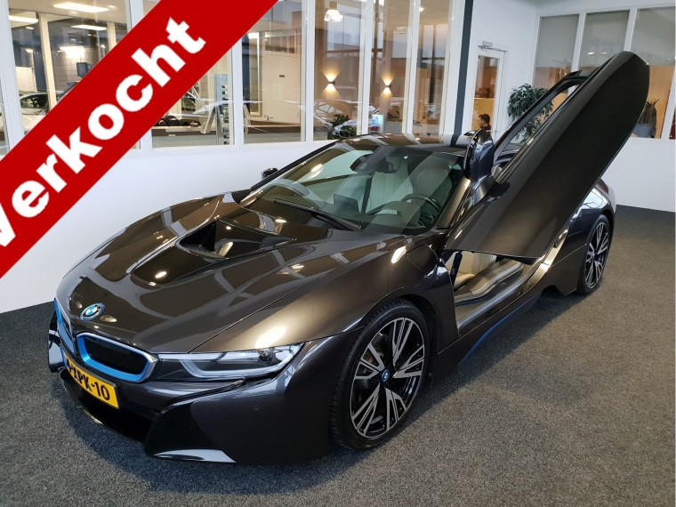 Foto van BMW i8 Coupé First Edition Prijs