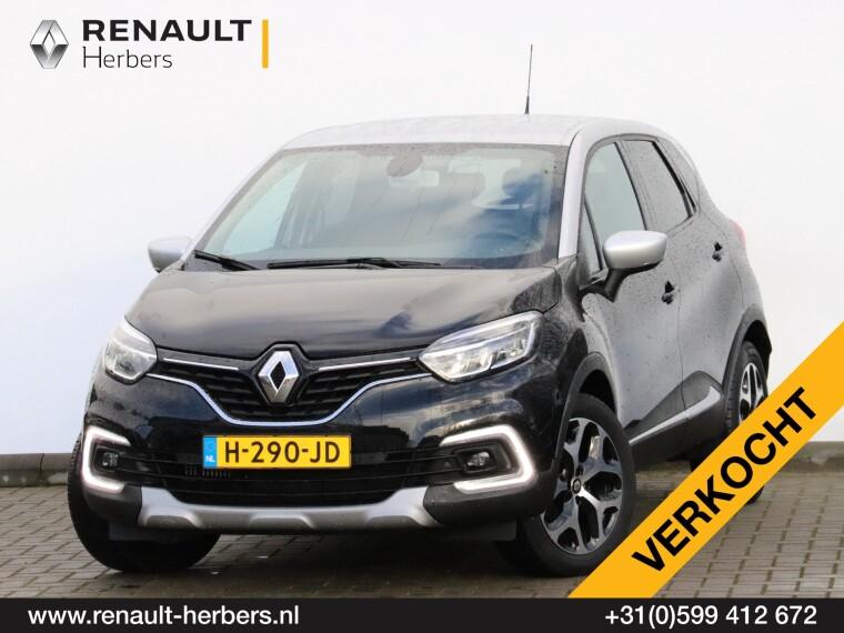 Foto van Renault Captur Energy TCe 90 S&S Intens