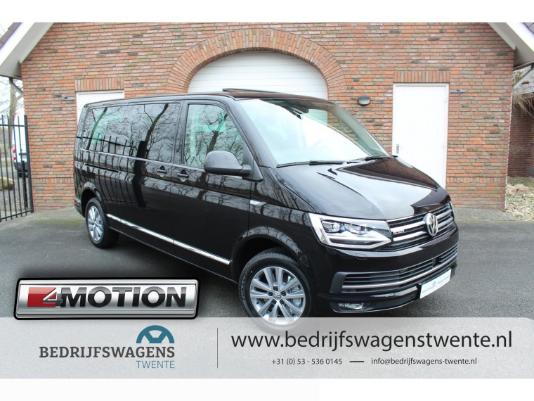 Foto van Volkswagen Multivan T6 MULTIVAN 4-Motion 198 PK DSG LWB **2019** VOL!!