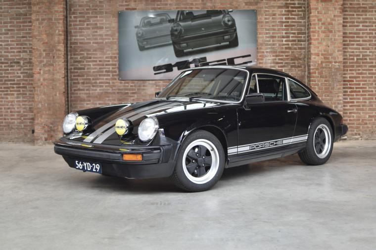 Foto van Porsche 911 2.3 E Coupé
