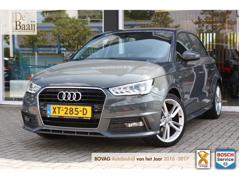 Foto van Audi A1 Sportback 1.0 TFSI Sport Pro Line S