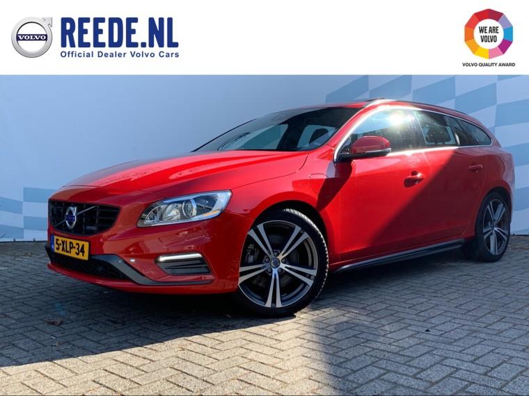 Foto van Volvo V60 D6 AWD Geartronic Hybrid R-Design