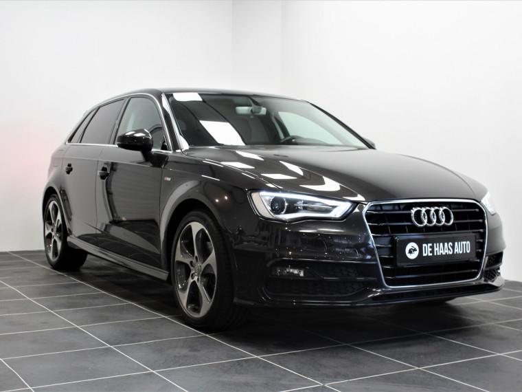 Foto van Audi A3 Sportback S Line/Automaat/Led/Sportstoel/Navi
