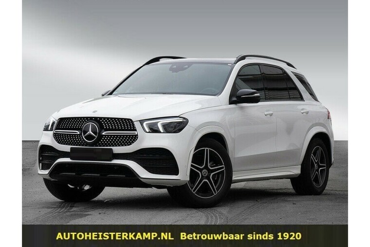 Mercedes-Benz GLE-Klasse 300 d 4MATIC AMG Distronic Panoramadak Trekhaak
