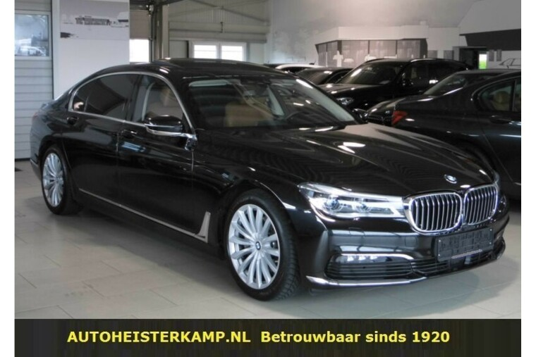 BMW 7 Serie 730Ld Panorama Head-Up Massage