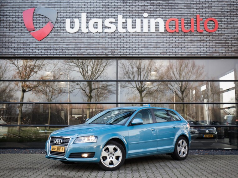 Foto van Audi A3 Sportback 1.4 TFSI Attraction Pro Line