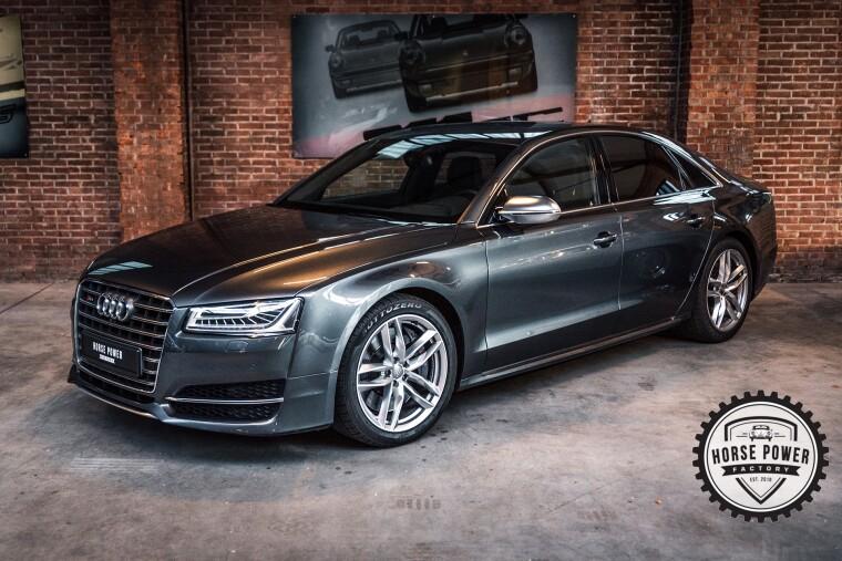 Foto van Audi A8 4.0 TFSI S8 quattro Pro Line+