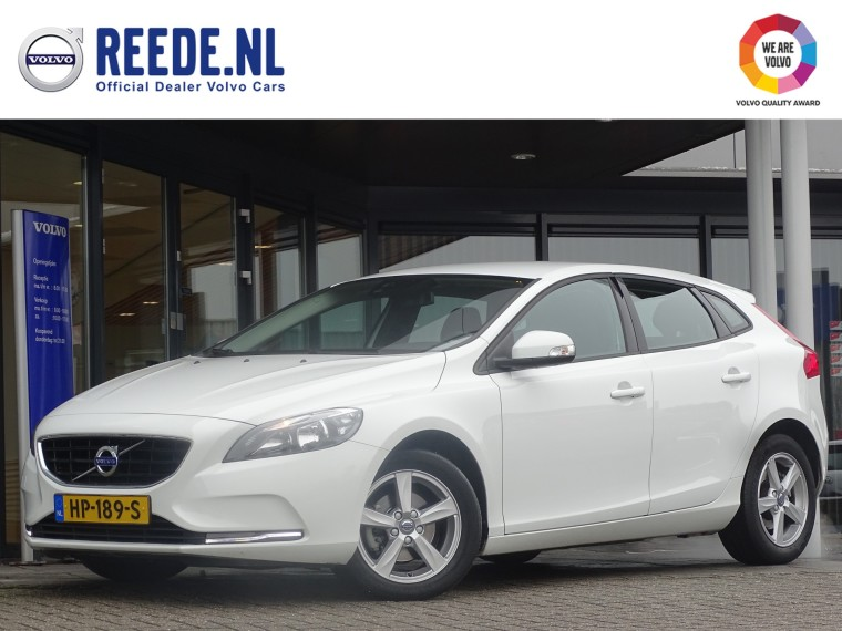 Foto van Volvo V40 D2 Kinetic Business Pack Connect