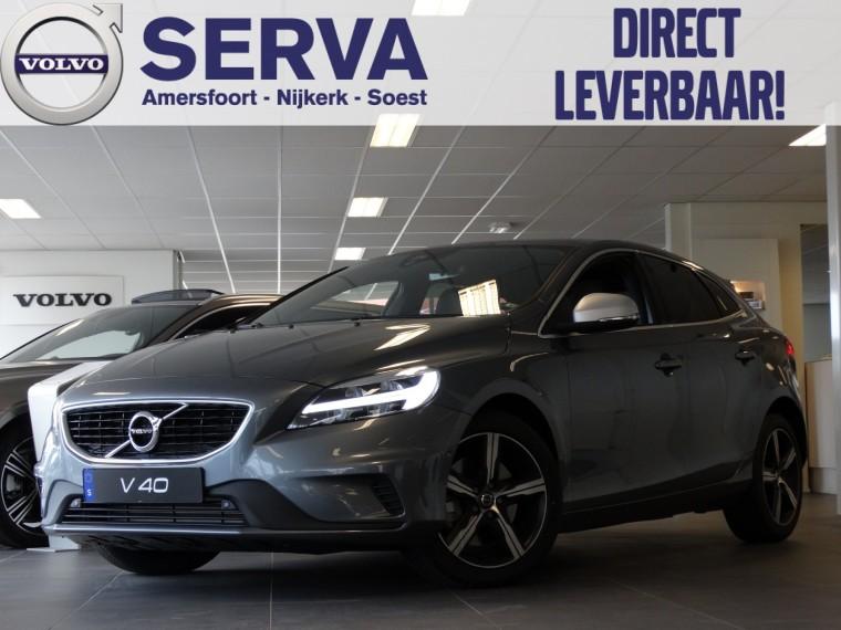 Foto van Volvo V40 D3 Geartronic Polar+ Sport