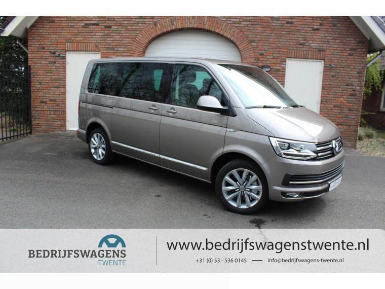 Foto van Volkswagen Multivan T6 204 PK DSG TDI HIGHLINE | GEEL KENTEKEN | INCL. BTW/BPM