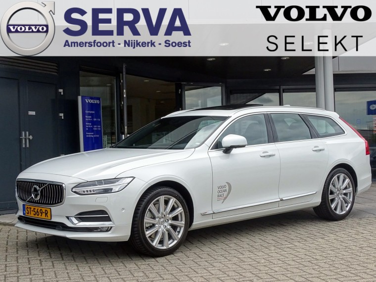 Foto van Volvo V90 T4 Aut. Inscription Ocean Race