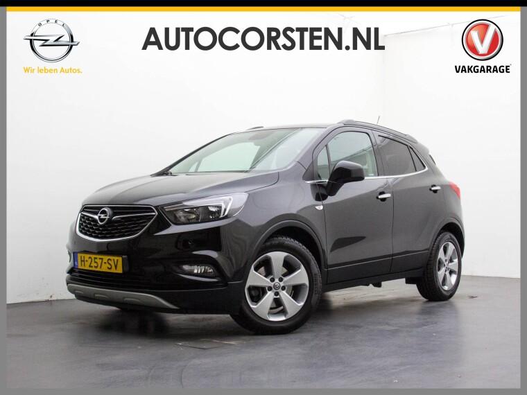 Foto van Opel Mokka X 1.4T 140pk Aut. Innovation