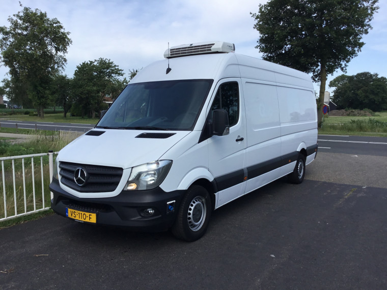 Foto van Mercedes-Benz Sprinter 313 CDI
