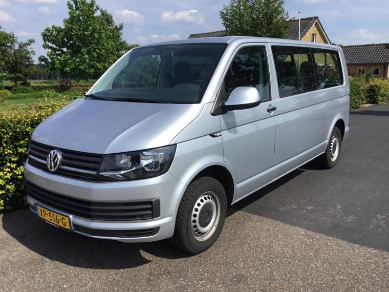Foto van Volkswagen Transporter T6 Multivan 2.0 TDI L2H1