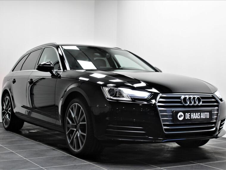 Foto van Audi A4 Avant 1.4 TFSI Sport Automaat/Sportstoel/Xenon/Navi/Cruise/19 inch