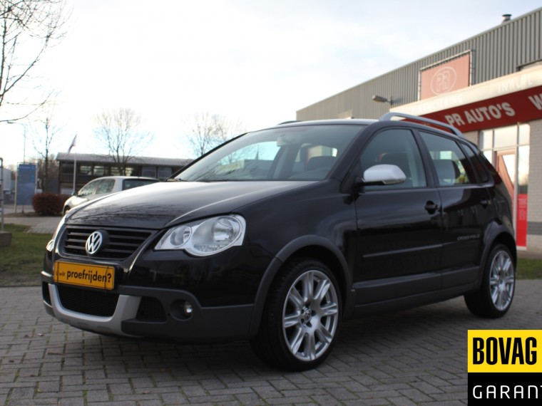 Foto van Volkswagen Polo 1.4-16V Cross