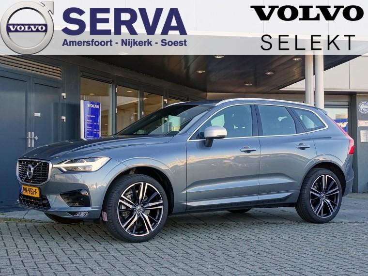 Foto van Volvo XC60 D5 AWD Aut-8 R-Design