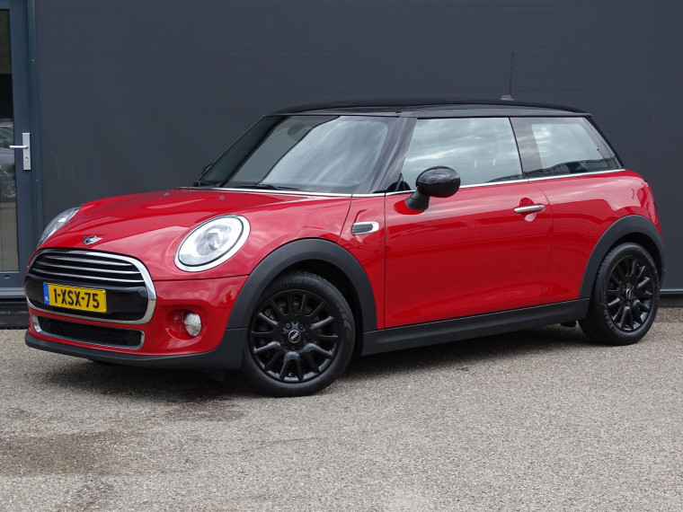 Foto van MINI Mini 1.5 Cooper First Born Edition