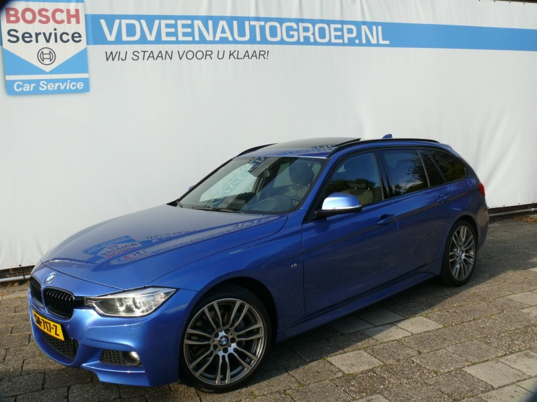 Foto van BMW 3 Serie Touring 335D XDRIVE HIGH EXECUTIVE