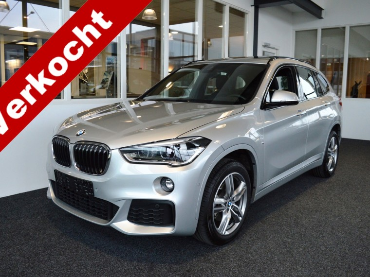 Foto van BMW X1 1.8d sDrive M-Sportedition Aut7 DCT