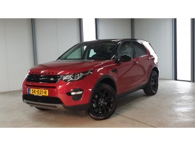 Land Rover Discovery Sport 2.0 TD4 HSE leder luchtvering xenon panorama