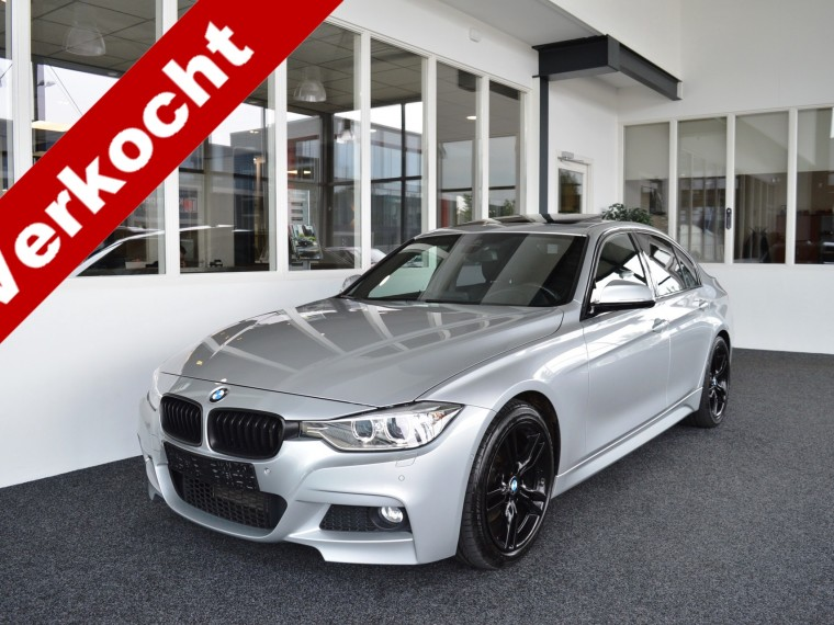 Foto van BMW 3 Serie 328i Sedan M-Sport Edition Aut8