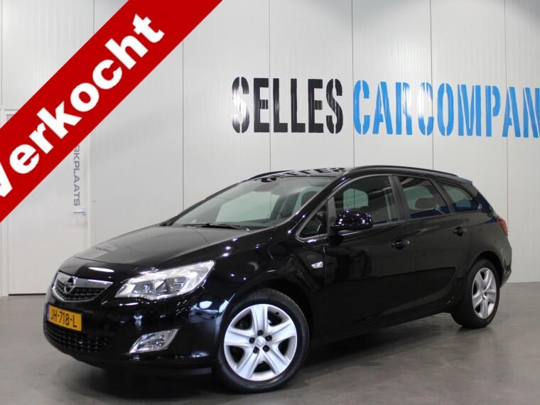 Foto van Opel Astra Sports Tourer 1.7 CDTi Cosmo