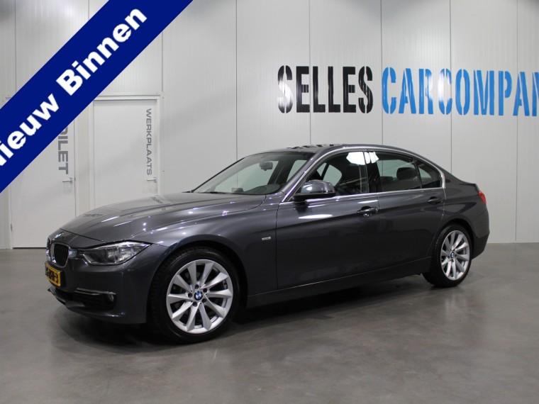 Foto van BMW 3 Serie 320d EfficientDynamics Upgrade Edition