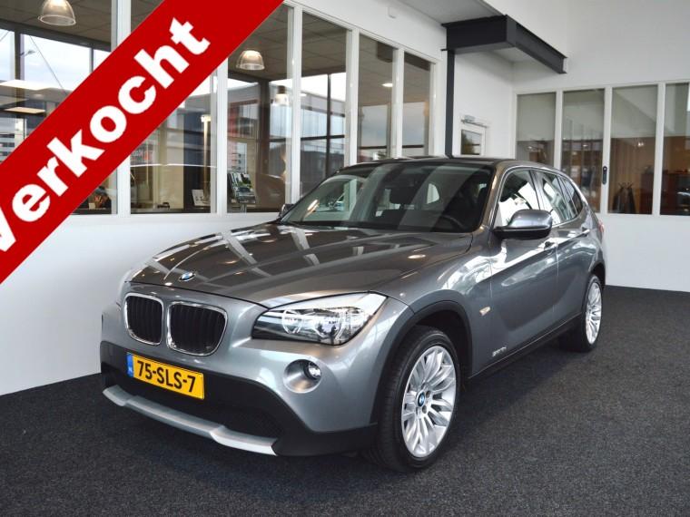 Foto van BMW X1 1.8d sDrive Executive