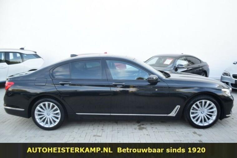 BMW 7 Serie 730d xDrive ACC Head-Up Schuifdak