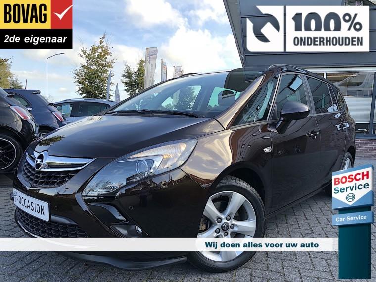 Foto van Opel Zafira Tourer 1.4 Edition