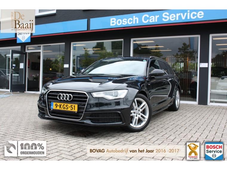 Foto van Audi A6 Avant 2.0 TFSI S Edition