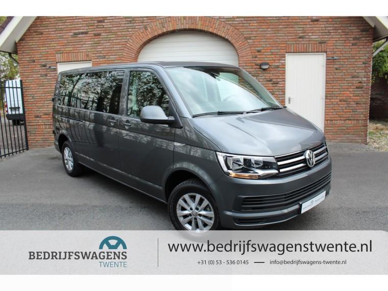 Foto van Volkswagen Caravelle T6 CARAVELLE 150 PK DSG L2 Dub/Cab 2018