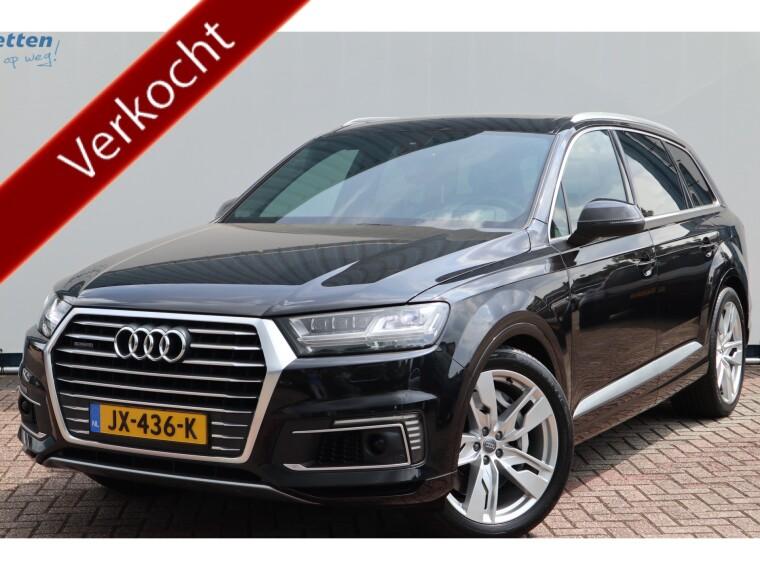 Foto van Audi Q7 3.0 V6 TDI e-tron quattro Premium