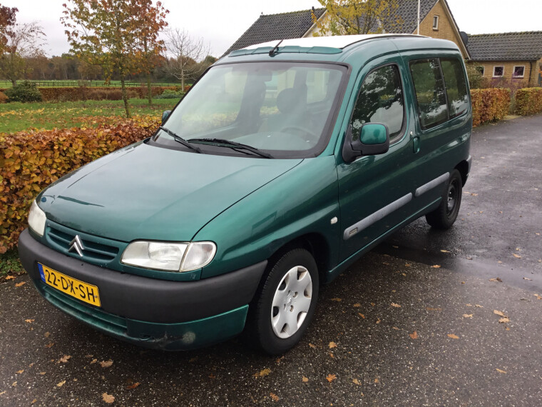 Foto van Citroën Berlingo 1.8i Multispace