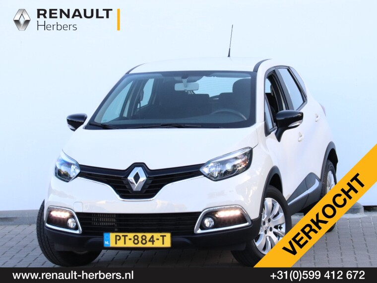 Foto van Renault Captur Energy TCe 90 S&S Expression / NAVI / ECC / CRUISE / STOELVERWARMING