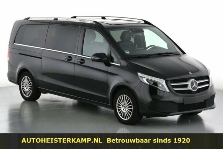 Mercedes-Benz V-Klasse 300d XL DC Avantgarde 240 PK Leder El. Deuren