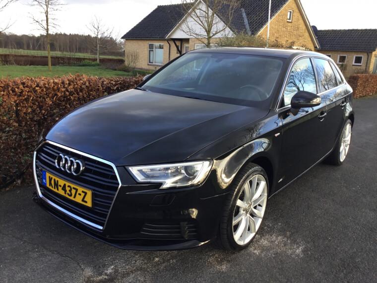 Foto van Audi A3 Sportback 1.0 TFSI 116 PK