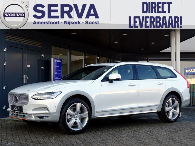 Foto van Volvo V90 Cross Country T5 AWD Geartronic Ocean Race