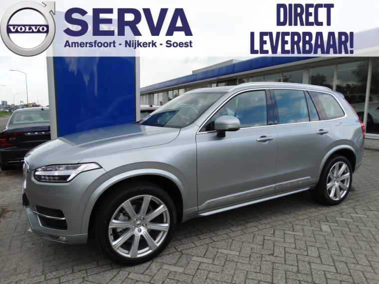 Foto van Volvo XC90 D4 190pk Geartronic 7-zit Inscription