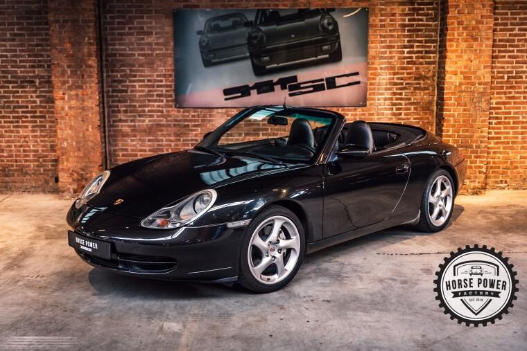 Foto van Porsche 911 Cabrio 3.4 Carrera 4