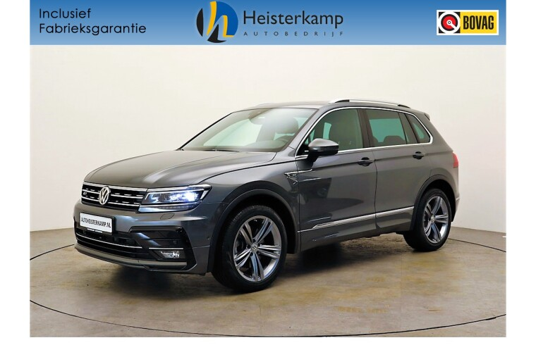 Volkswagen Tiguan 2.0 TSI 190pk 4Motion Highline Business R Navi, Camera, Wegklapbare trekhaak, Panoramadak