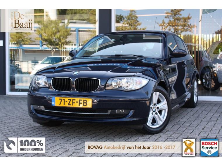 Foto van BMW 1 Serie 116i Business Line