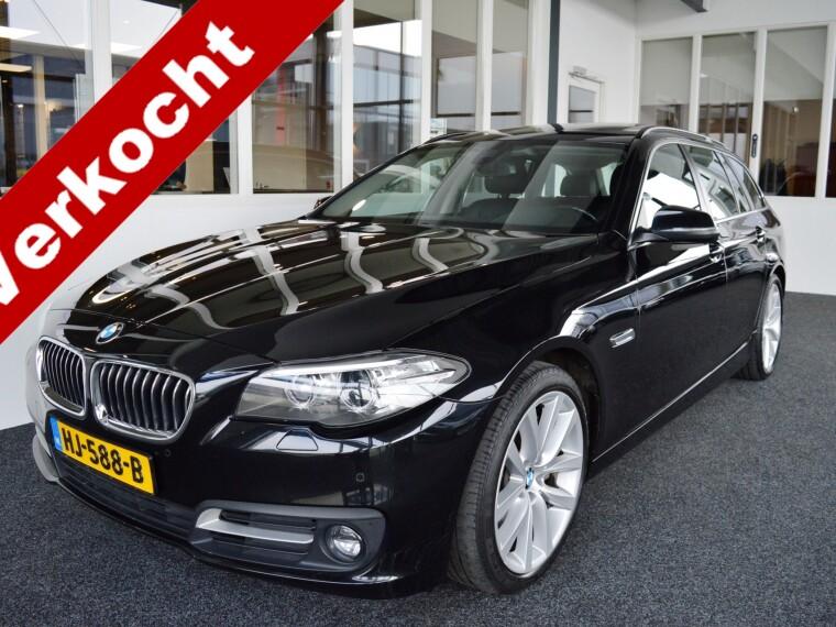 Foto van BMW 5 Serie Touring 530d Executive Facelift Aut8