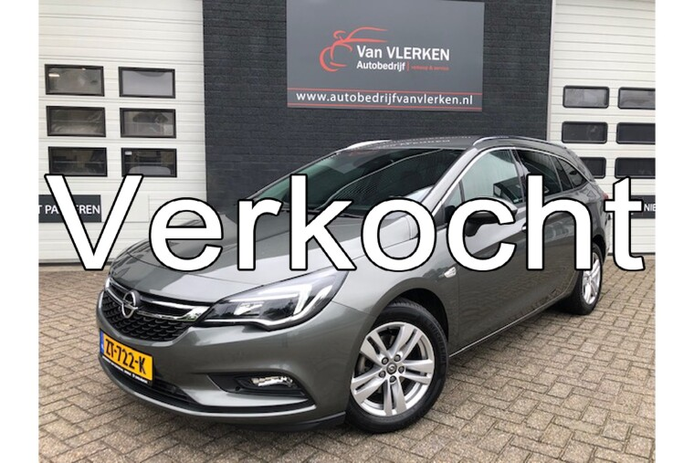 Foto van Opel Astra Sports Tourer 1.4 T 150 pk Innovation AUTOMAAT