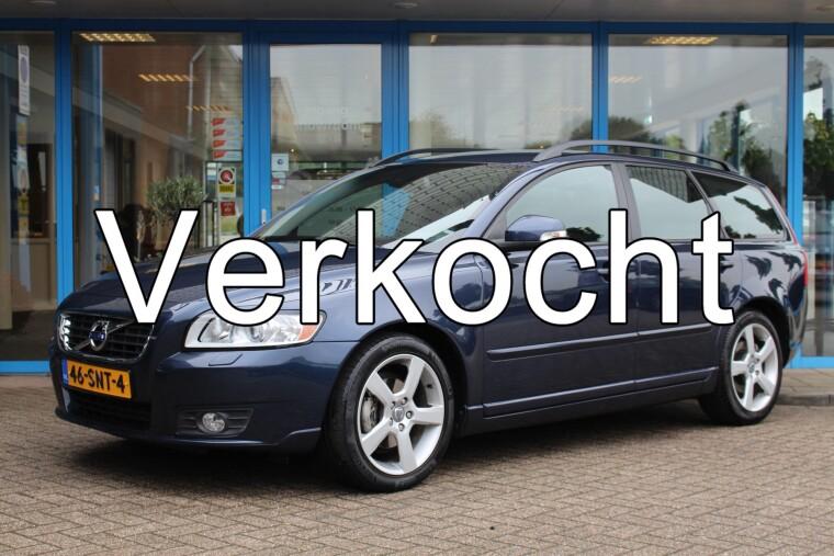 Foto van Volvo V50 1.6 D2 S/S Limited Edition