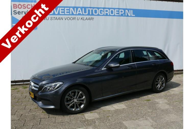 Foto van Mercedes-Benz C-Klasse Estate 220 CDI Lease Edition