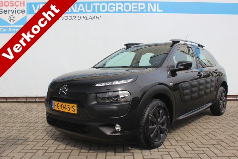 Foto van Citroën C4 Cactus 1.6 BlueHDi Business