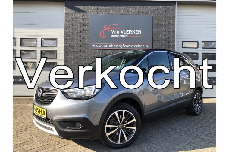 Foto van Opel Crossland X 1.2 Turbo Innovation AUTOMAAT NAVIGATIE