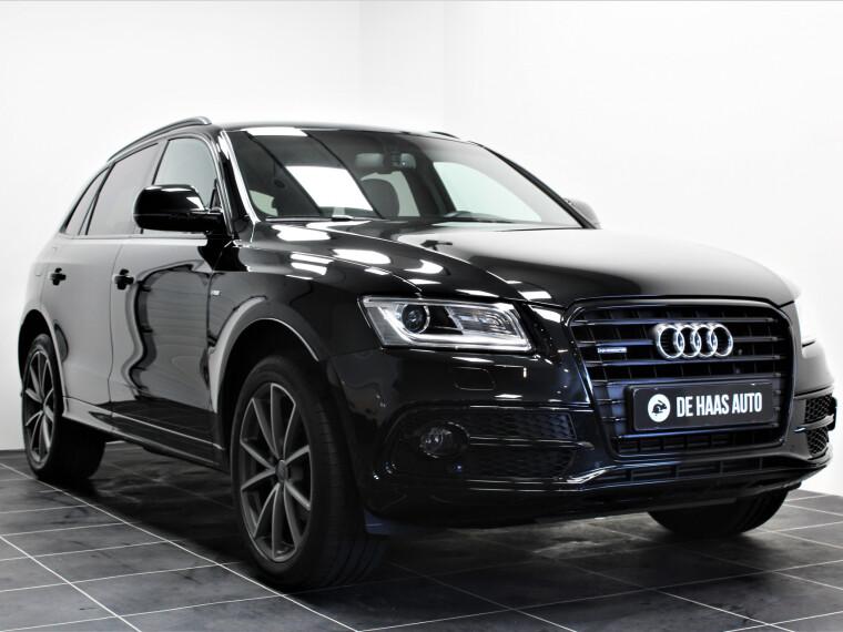 Foto van Audi Q5 2.0 TFSI quattro S Line/20 inch/Led/Zwart optiek